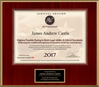 2017 AV Preeminent Award for James Castle